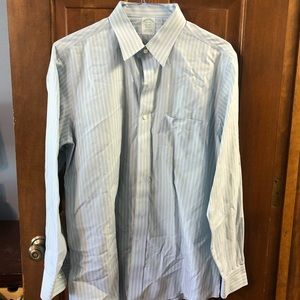 Men's brooks brothers button down 16.5-34